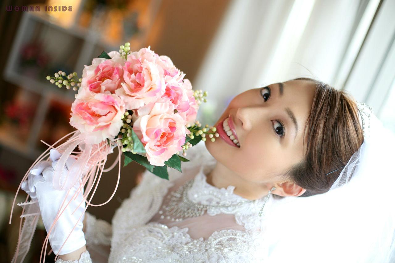 日式婚纱故事 20张