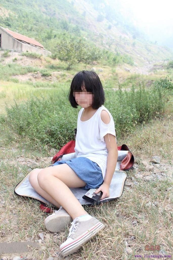 女生白袜棉袜 12张