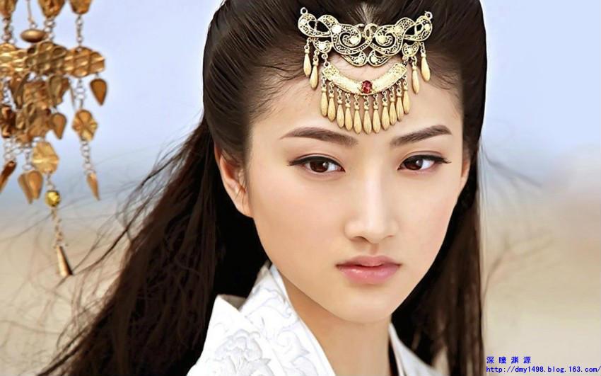 中国第一美女景甜【图】