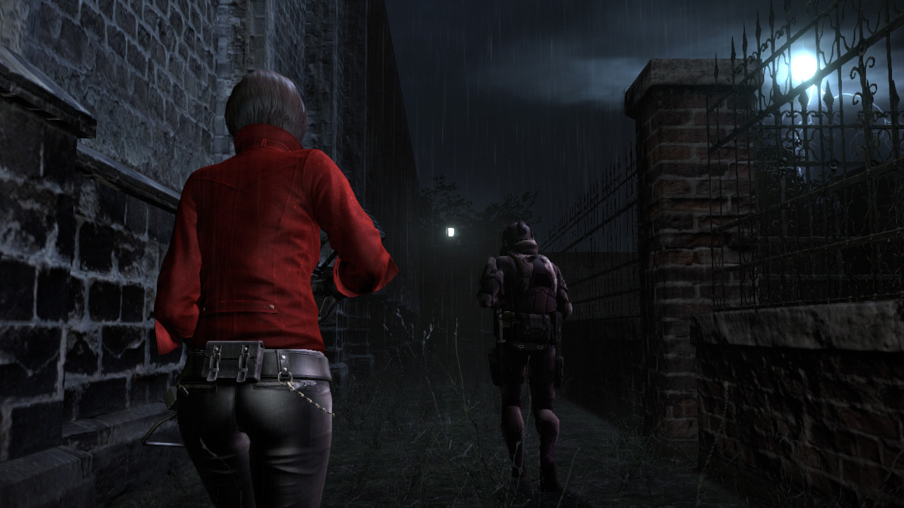 Resident Evil 6 Sherry Dat Ass