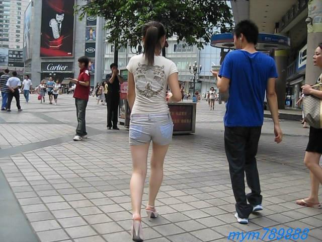 热裤美女紧身美女紧身热裤美女热裤