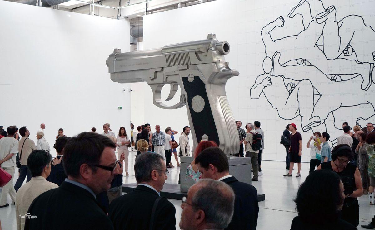 圣埃蒂安现当代美术馆举行大型个人展览
