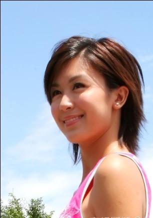 香港女演员唐宁图片