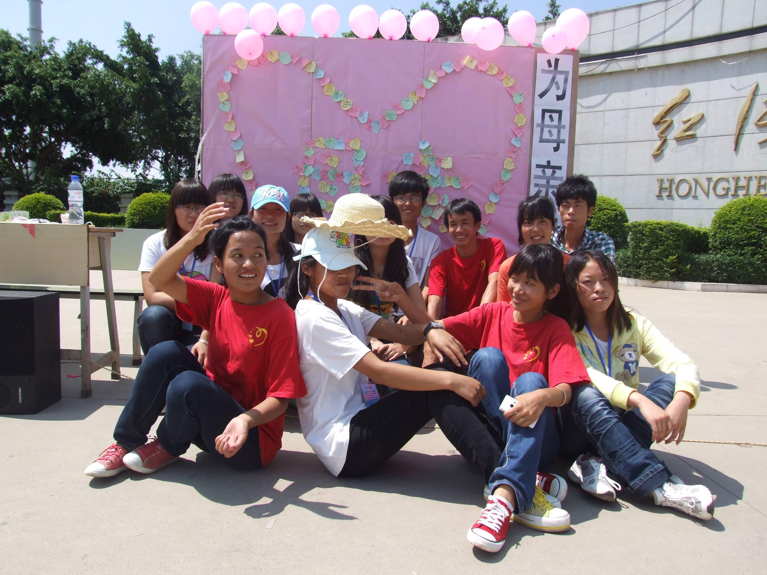 大学生记者团社团活动图片集图片
