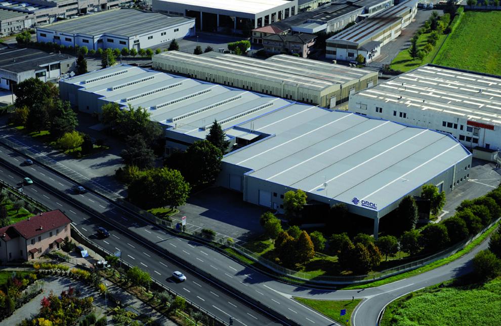 omal欧玛尔迅速成长为欧洲最大的拨叉式气动执行器供应商.图片
