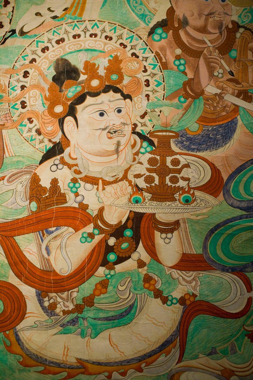 敦煌莫高窟壁画
