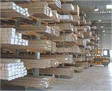 工業鋁型材實物圖