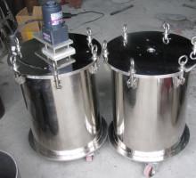 不锈钢搅拌压力桶