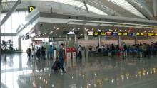 机场内部图片