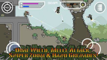 涂鸦军团2:迷你民兵游戏截图