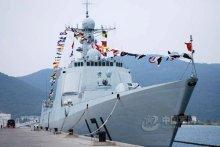 海口号导弹驱逐舰