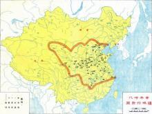 黄帝时期全盛图