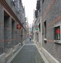 上海新天地街景