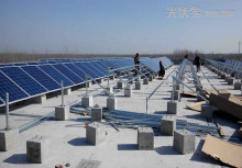 邳州市400KW光伏发电