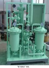 液环压缩机和膜组件是该技术的核心设备.图片