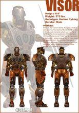 游戏《雷神之锤3》人物图片