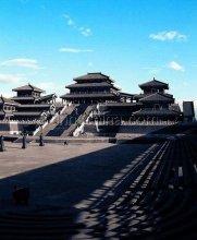 黄帝城一览