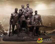 纪念馆雕塑