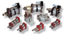 气动泵 ,英文名pneumatic pump,是以气体作为动力推动活塞工作的高压图片