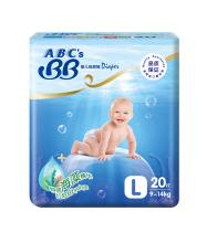 ABC's BB纸尿裤大号