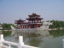 大唐芙蓉园风景