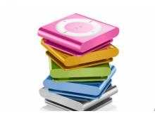 iPod shuffle 4��