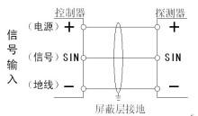 二氧化碳报警器施工接线图