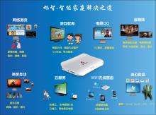 旭智TB2000安卓云智能电视盒
