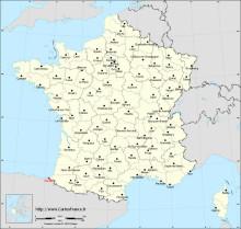 昂代伊在法国的位置