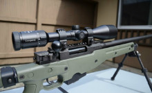 L96A1狙击步枪