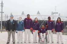 2012年伦敦奥运会制服
