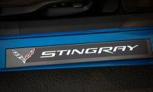 Chevrolet Corvette Stingray 高清图册