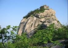 鸡公山自然保护区美丽风景