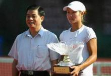 李娜2004年广州网球公开赛冠军