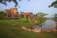 美林湖国际社区别墅