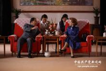 《历史转折中的邓小平》剧照