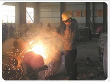 耐热钢退火罐生产线