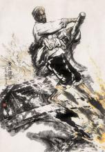 杨晓阳代表作品黄河艄公
