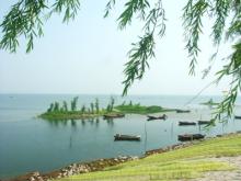 东平湖旅游区秀美风光