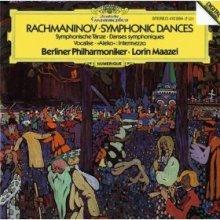拉赫玛尼诺夫音乐作品CD封面(3)