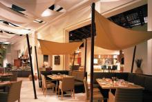 香格里拉Barr Al Jissah度假酒店美食