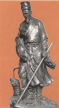李时珍塑像