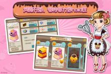 梦幻蛋糕店iOS通用版App软件截图