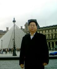 陈劼会长在巴黎
