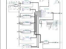 数字秒表:数字时钟组成及功能:1,分频率器:用来产生100hz计时脉冲;2图片