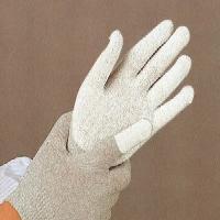 防静电涂掌手套