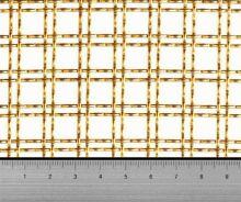 铜丝网轧花网