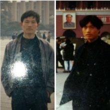 十年前叔侄俩