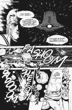 超时空要塞漫画第二卷