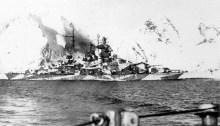 """提尔皮茨""""号(Tirpitz)"""